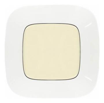 Рамка одноместная Valena Allure (белая) 754301