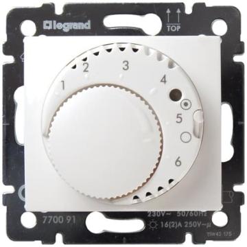 Терморегулятор для теплого пола Valena (белый) 770091