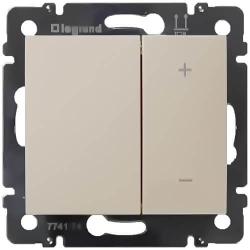 Cветорегулятор Valena 60-600Вт (слоновая кость) 774174