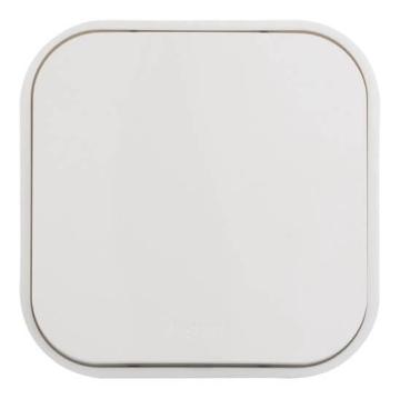 Выключатель одноклавишный 10А Quteo (Белый) 782200