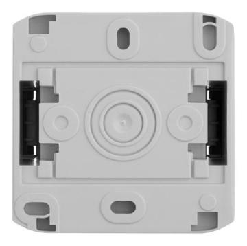 Проходной двухклавишный Выключатель IP44 (Серый) 782331
