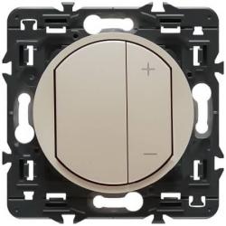 Светорегулятор 600Вт Celiane (слоновая кость) 067082+066250+080251