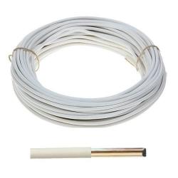 Провод ПВ 1 х2.5 жесткий (белый)