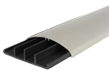 Кабель-канал напольный Legrand DLP 92×20 мм на 4 секции 032800