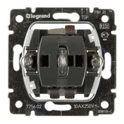 Механизм выключателя Galea Life с подсветкой 10А 775600