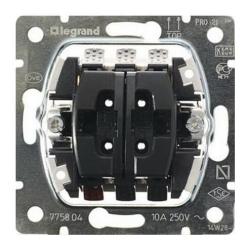Механизм выключателя для управления рольставнями Galea Life 775804