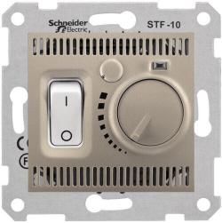 Терморегулятор для теплого пола Sedna (титан) SDN6000368