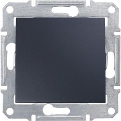 Заглушка Sedna (графит) SDN5600170