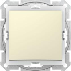 Переключатель перекрестный влагозащищенный Sedna (бежевый) SDN0500347
