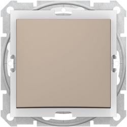 Выключатель влагозащищенный Sedna (титан) SDN0100368
