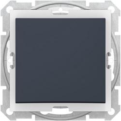 Переключатель влагозащищенный Sedna (графит) SDN0400570