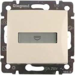 Выключатель valena с ключом-карточкой (слоновая кость) 774134