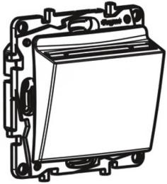 Выключатель Valena с ключом-карточкой  с задержкой отключения 30с (слоновая кость) 774135