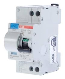 Дифференциальный автомат ABB DSH941R 25А 30mA 2CSR145001R1254