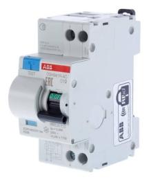 Дифференциальный автомат ABB DSH941R 10А 30mA 2CSR145001R1104