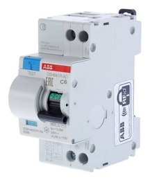 Дифференциальный автомат ABB DSH941R 06А 30mA 2CSR145001R1064