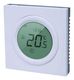 Терморегулятор Danfoss ECtemp Next Plus с комбинацией датчиков, 16A 088L0121