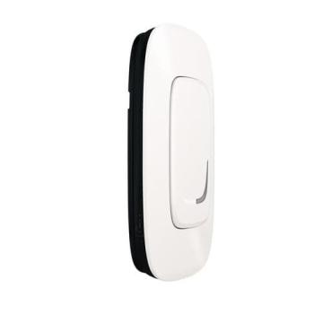 Умный беспроводной 1кл выключатель Valena Allure Netatmo (жемчуг) 752985