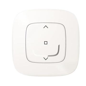 Умный проводной выключатель рольставней Valena Allure Netatmo (жемчуг) 752990