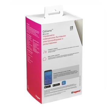 Стартовый пакет Celiane Netatmo (титан) 064827
