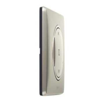 Умный беспроводной выключатель рольставней Celiane Netatmo (титан) 067647