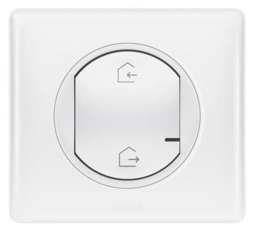 """Главный беспроводной выключатель """"Я дома/Я вне дома"""" Celiane Netatmo (белый) 064872"""