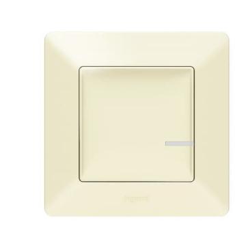 Умный беспроводной 1кл выключатель Valena Life Netatmo (слоновая кость) 752285