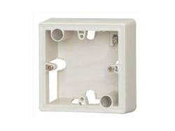 Коробка для наружного монтажа Valena 1-я белая 776181