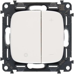 Светорегулятор для балласта 1-10В Valena Allure (белый) 752067+752085