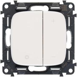 Светорегулятор для балласта 1-10В Valena Allure (белый)