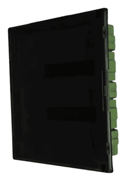 Артикул: 401707, Бокс в нишу Legrand Practibox³ на 36 (2х18) мод. прозрачная дверь (с шинами N+PE)
