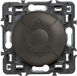 Кнопка-выключатель Celiane для рольставней (графит) 067602+067955+080251