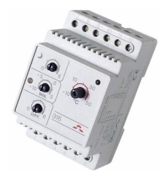 Терморегулятор Devireg 316  140F1075