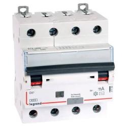 Дифференциальный автомат DX3 10A 300mA 411204