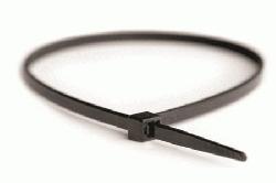 Хомут DKC PL6.6 черный 3,6х290 (100шт) 25310