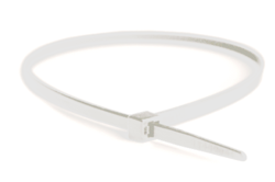 Хомут DKC PL6.6 белый 3,6х290 (100шт) 25210