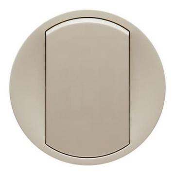 Лицевая панель Legrand Celiane для выключателя и переключателя (сл. кость) 066200