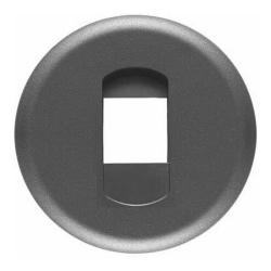 Лицевая панель Legrand Celiane для акустической розетки (графит) 067813