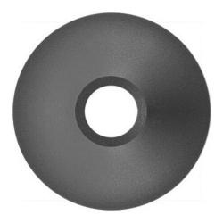 Лицевая панель Legrand Celiane для бесконтактного переключателя (графит) 067949