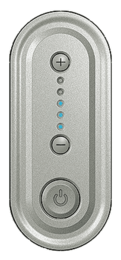 Лицевая панель Legrand Celiane для светорегулятора 1000Вт. (титан) 068333