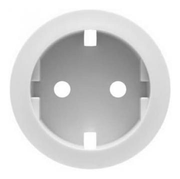 Лицевая панель Legrand Celiane для розетки (белая) 068131