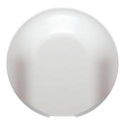 Лицевая панель Legrand Celiane для вывода кабеля (белая) 068141