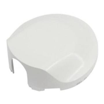 Лицевая панель Legrand Celiane для вывода кабеля (белая)