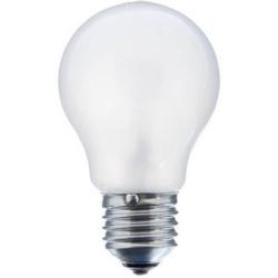 Лампа накаливания  60W E27 матовая Osram