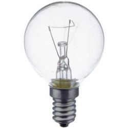 Лампа накаливания шарик 60W E14 прозрачная Osram