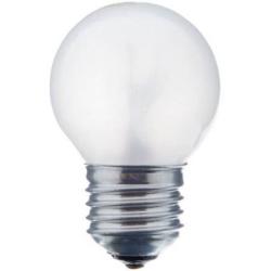 Лампа накаливания шарик 60W E27 матовая Osram