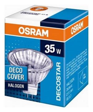 Лампа галогенная Osram GU5,3  35W 12V  DECOSTAR 51S 44865  WFL