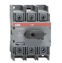 Рубильник ABB OT100F3 100А