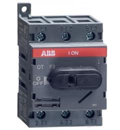 Рубильник ABB OT16F3 16А