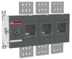 Рубильник ABB OT2500E03 до 2500А 3-полюсный (без ручки управления и переходника) 1SCA104971R1001